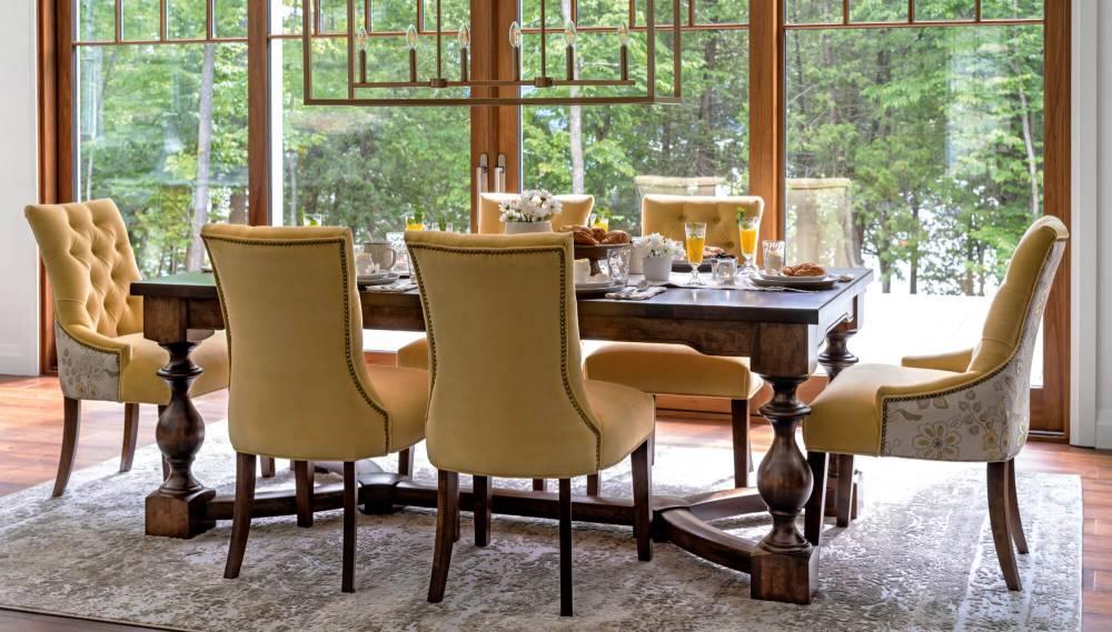 راهنمای جامع انتخاب و خرید میز ناهار خوری
